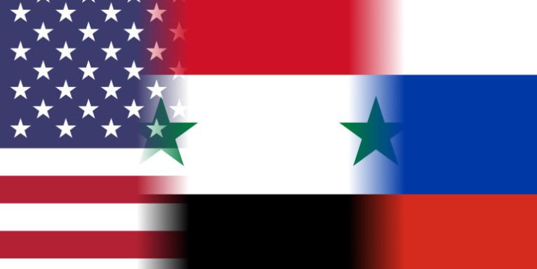 Syria VS The United States